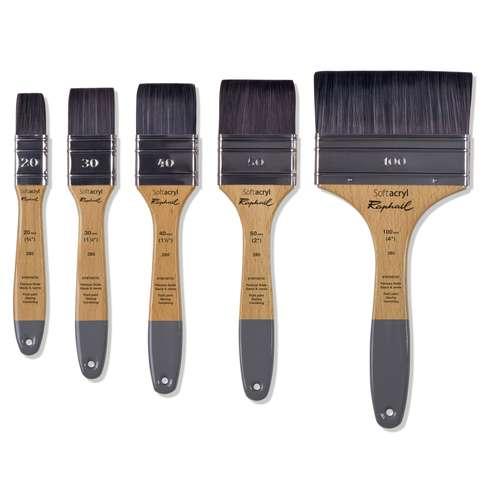 Raphaël Softacryl Wide Brushes Series 280