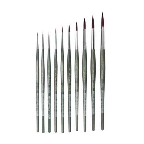 Da Vinci Forte Series 363 Round Brushes