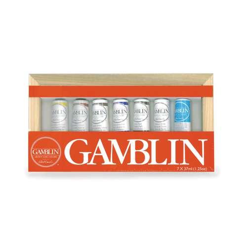 Gamblin Extra-Fine Oil Colour Set