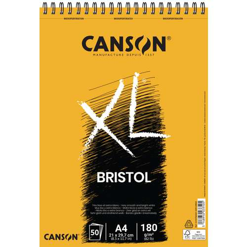 Canson XL Bristol Pads