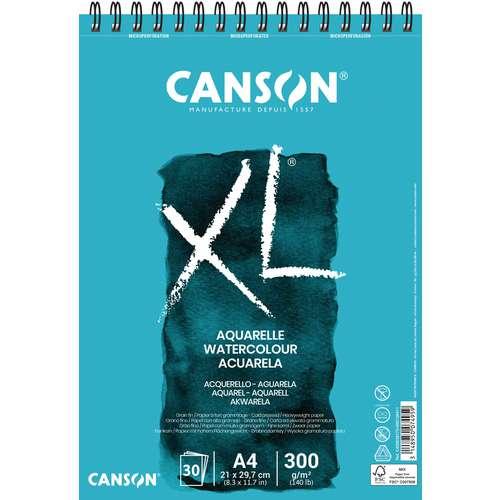 Canson XL Aquarelle Pads