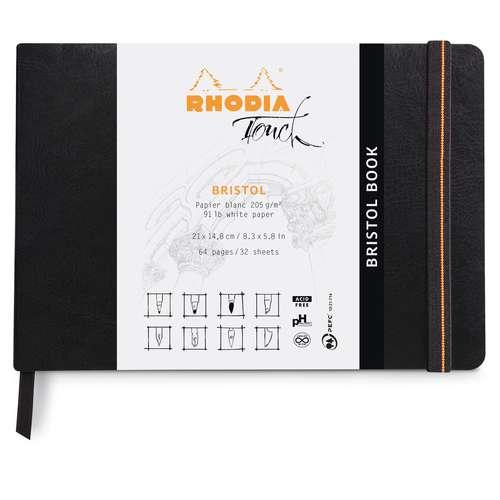 Rhodia Touch Bristol Book