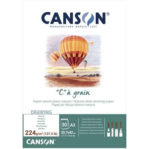 "Canson ""C"" à grain Drawing Pads"