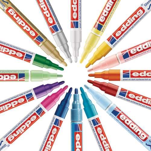Edding 751 Gloss Paint Markers