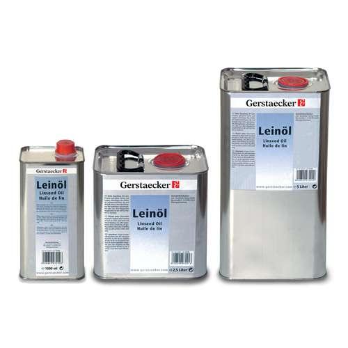 Gerstaecker Natural Linseed Oil