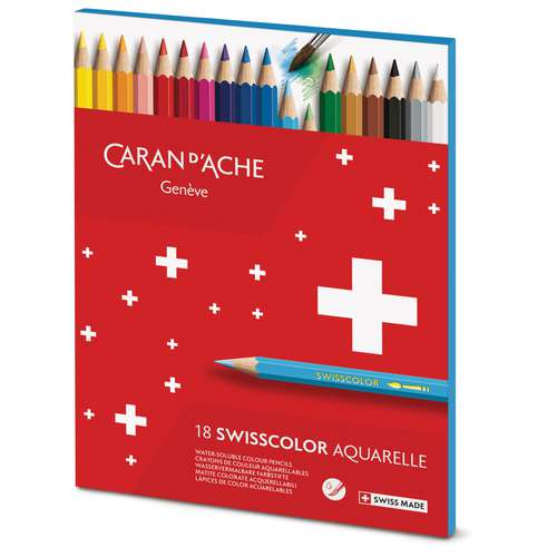 Caran D'ache Swisscolor Sets