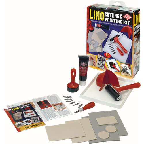 Essdee Lino Cutting and Printing Kit