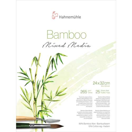 Hahnemuehle Bamboo Paper